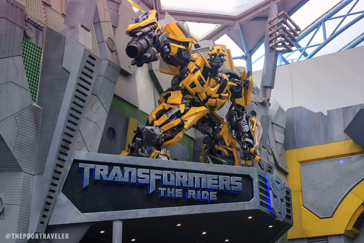 Universal Studios Singapore: A Journey Through Movies ...  Universal Studi...