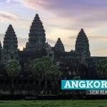 Angkor Wat, Siem Reap, Cambodia: Amidst the Greatness