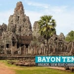 Bayon Temple and the Many Faces of Angkor Thom, Siem Reap, Cambodia