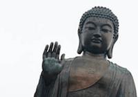 Big Buddha and Po Lin Monastery