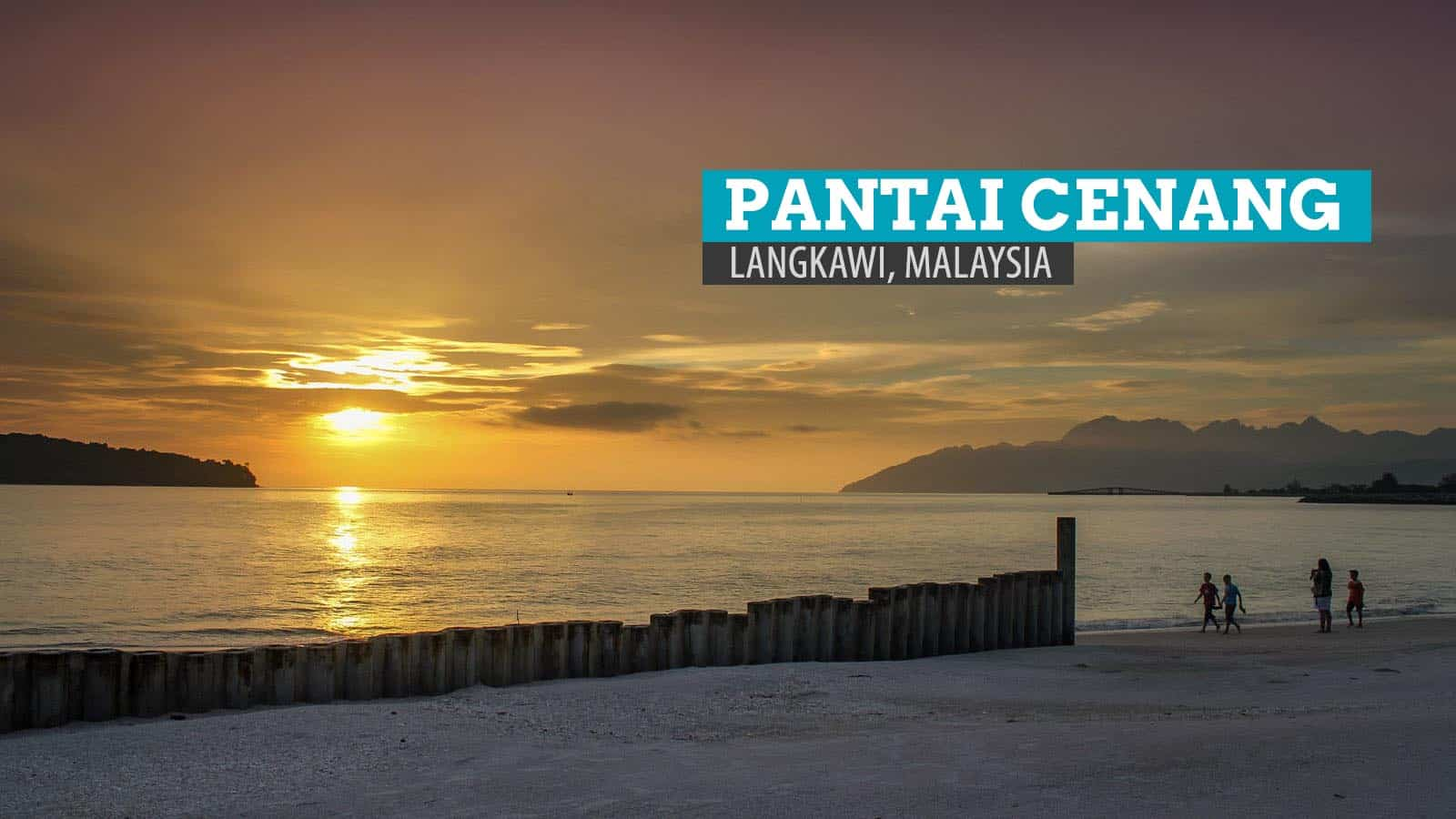 Pantai Cenang and the Crime of Passion in Langkawi, Malaysia