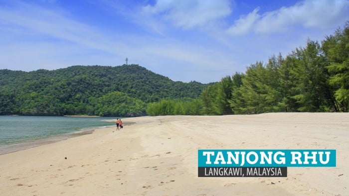 Tanjong Rhu Beach: Missing the Blues in Langkawi, Malaysia