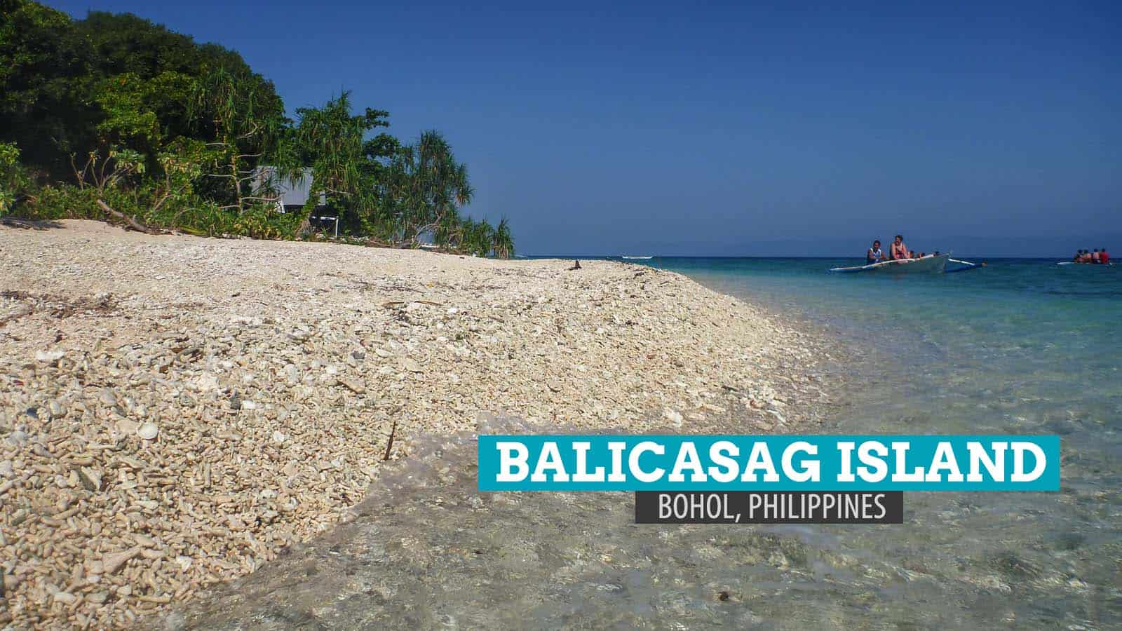 BALICASAG ISLAND, BOHOL: Turning the Tides