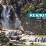 Kuang Si Waterfall: Making Splashes in Luang Prabang, Laos