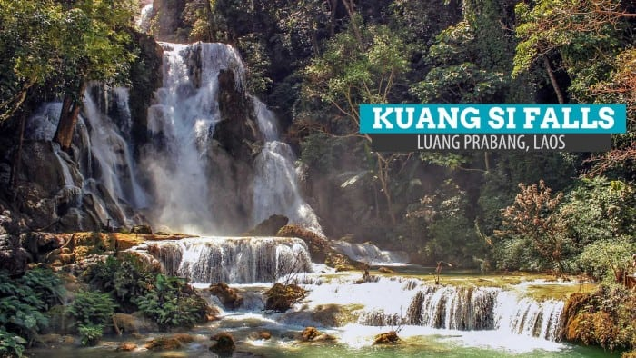 Kuang Si Waterfall: Making Splashes in Luang Prabang, Laos