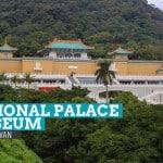 National Palace Museum in Taipei, Taiwan