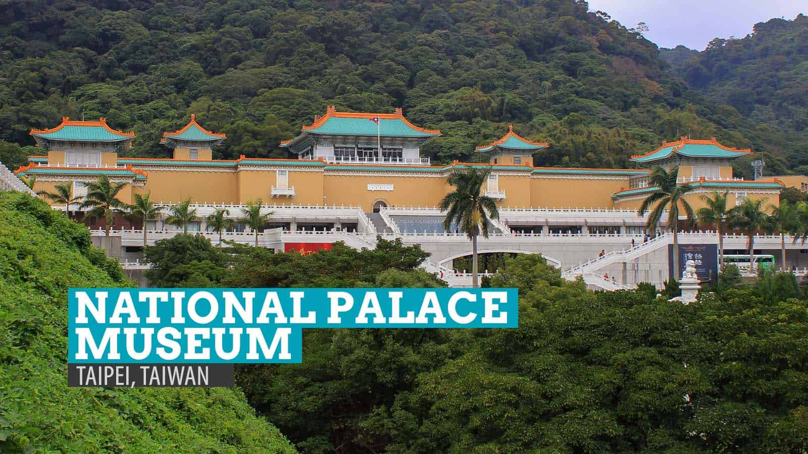 National Palace Museum in Taipei, Taiwan  The Poor ...