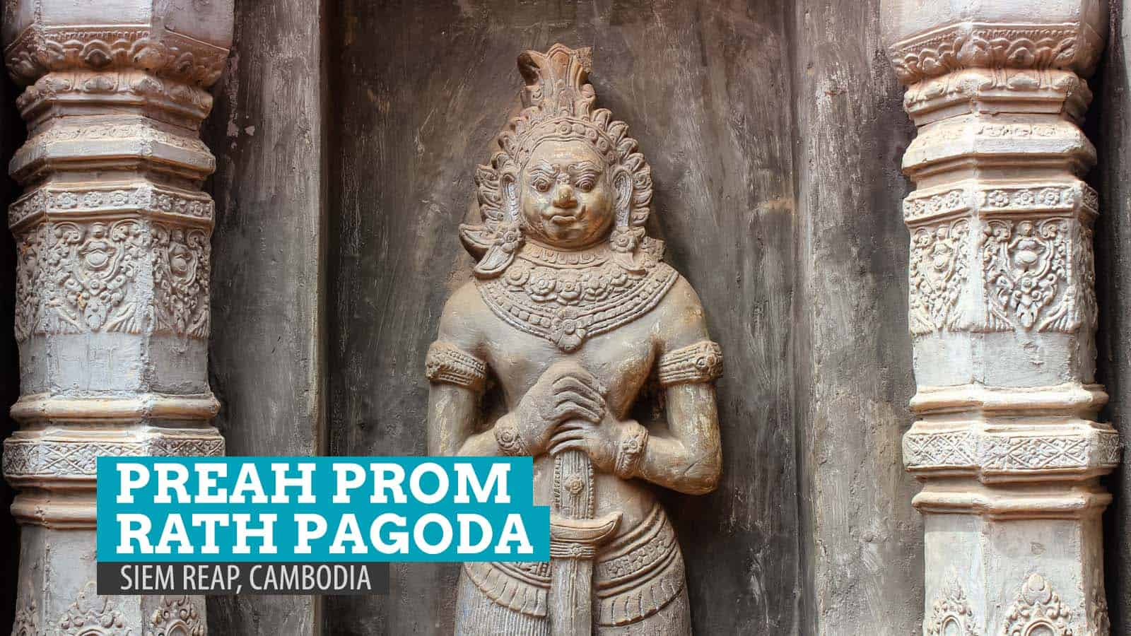 Preah Prom Rath Pagoda: The Gracious Souls of Siem Reap, Cambodia