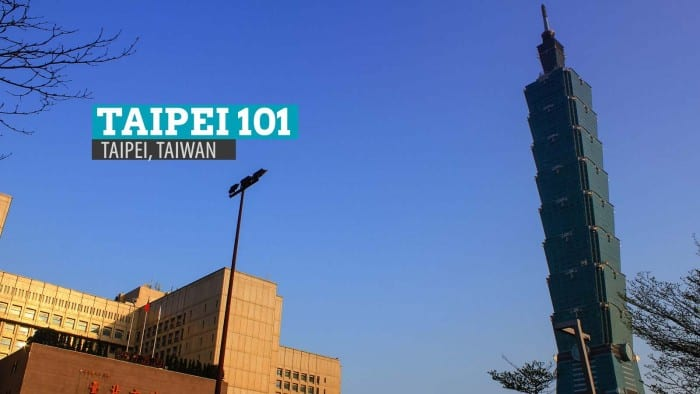Taipei 101: Reaching New Heights in Taiwan