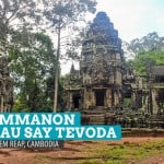 Thommanon and Chau Say Tevoda: The Twin Temples of Angkor, Cambodia