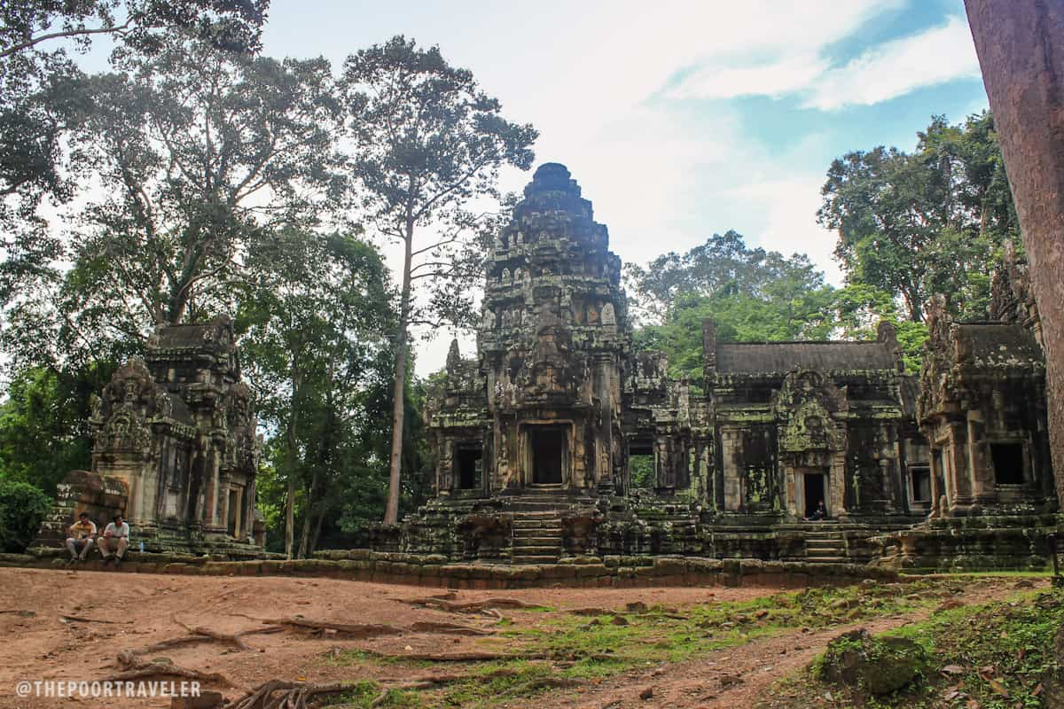 Thommanon Temple in Angkor, Cambodia