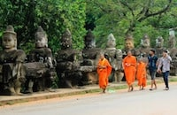 Angkor Thom and Bayon Temple