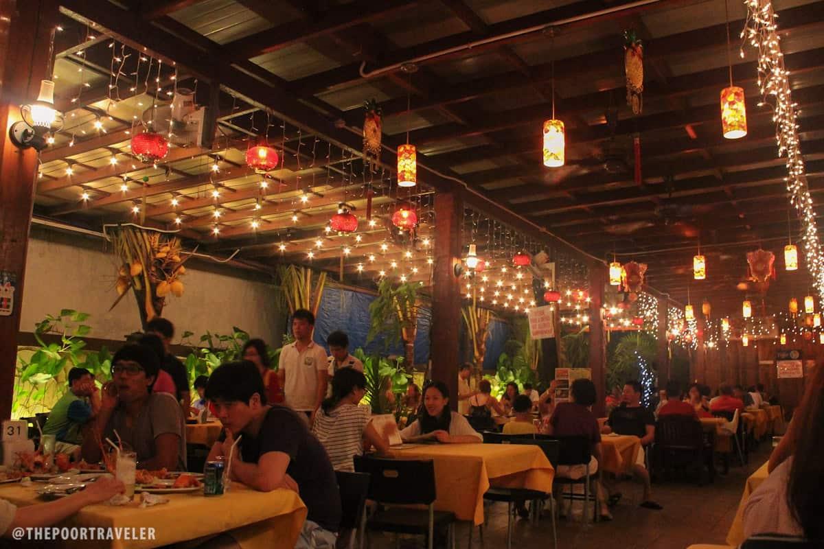 Orkid Ria Seafood Restaurant Langkawi Menu