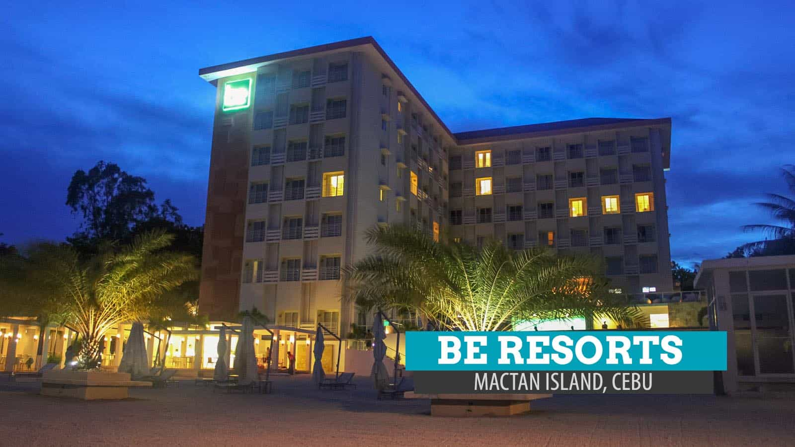 Be Resorts Mactan: Where to Stay in Cebu (Splurge Option)