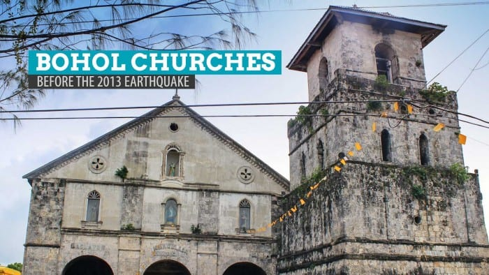 Bohol Before 2013 Earthquake: Baclayon, Dauis, and Loboc Churches