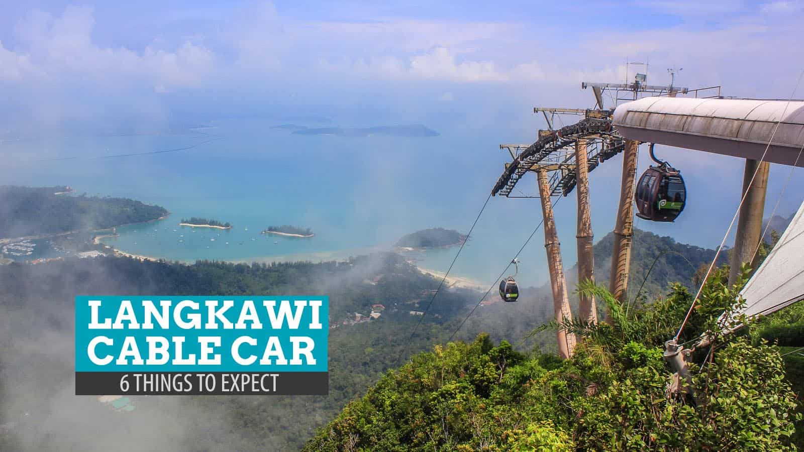 Panorama Langkawi Cable Car, Malaysia: 6 Things to Expect