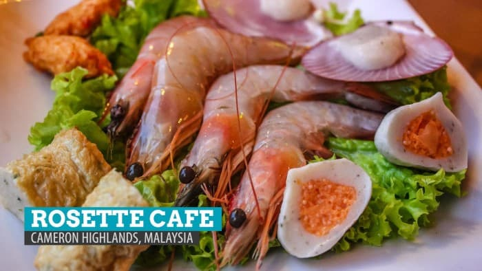 Rosette Cafe: Where to Eat in Cameron Highlands, Malaysia