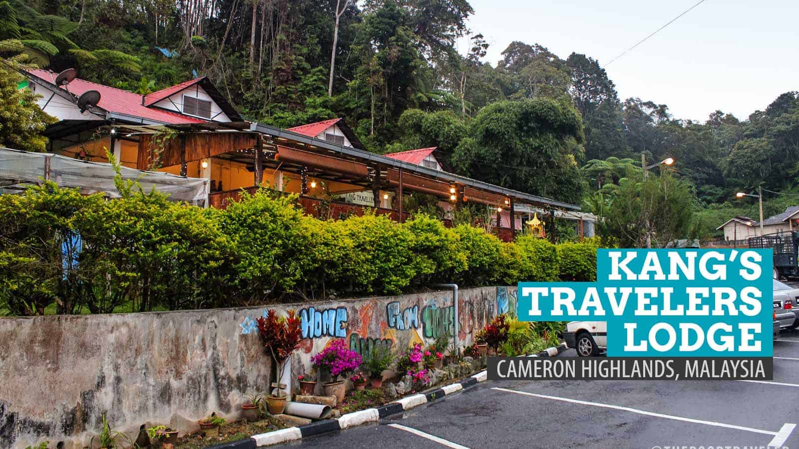 Kang Travelers Lodge (Daniel's Lodge): Where to Stay in Cameron Highlands, Malaysia