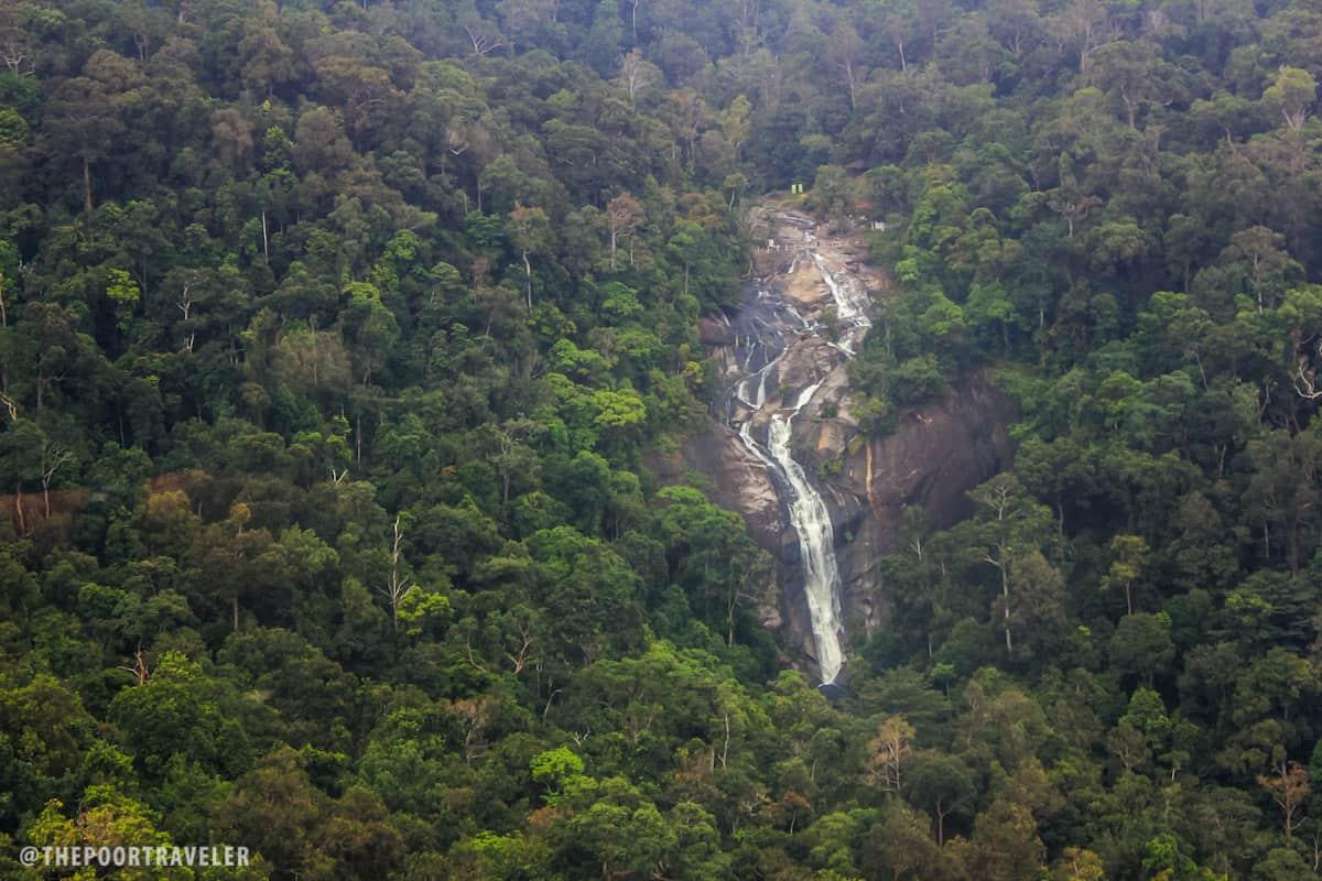 langkawi waterfall malaysia