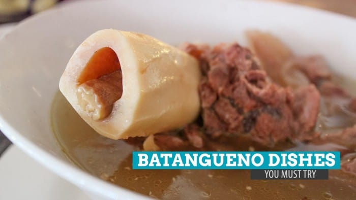 9 Distinct Batangueno Dishes You Must Try