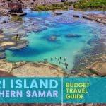 BIRI ISLAND, Northern Samar: Budget Travel Guide