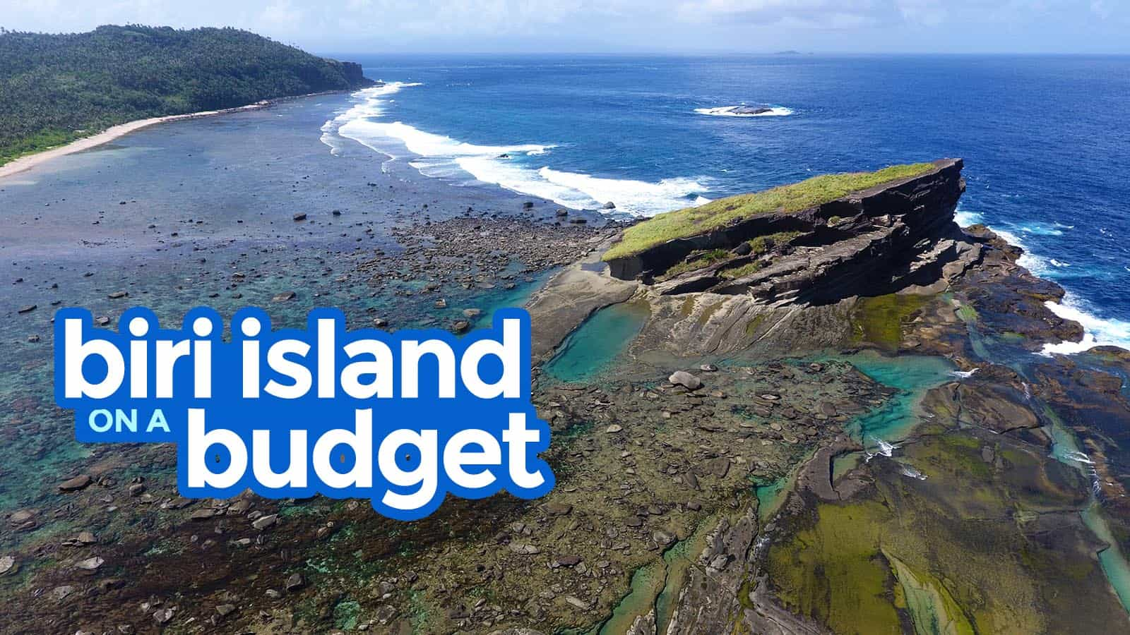 BIRI ISLAND ON A BUDGET 2018: Northern Samar Travel Guide & Itinerary