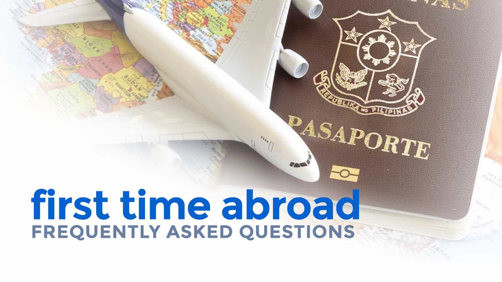 A First Timers Guide To Evaluation >> First Time Abroad Airport Tips Frequently Asked Questions 2019