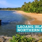 5 Must-See Places in Laoang Island, Northern Samar: A Motorcycle Tour