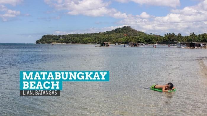 Matabungkay Beach: Littered Memories in Batangas, Philippines