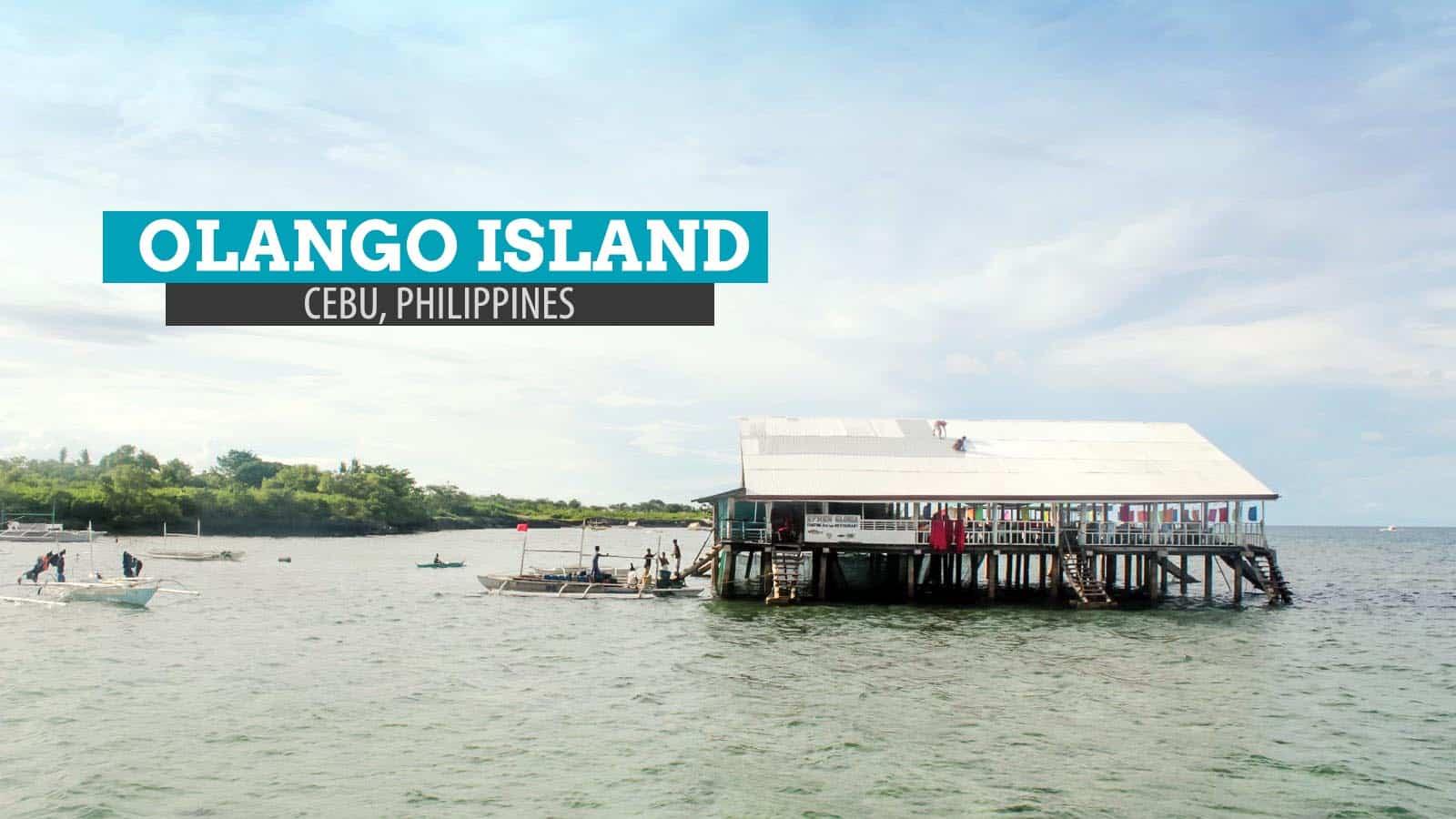 Cao-oy, Olango Island: Seafood and Stilts in Cebu, Philippines