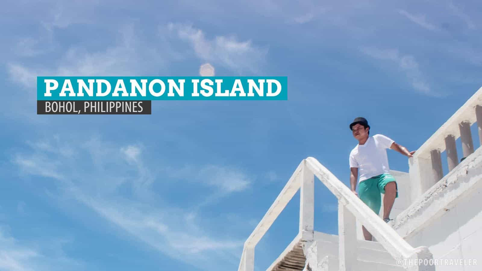 Pandanon Island: A Piece of Bohol, A Trip from Cebu