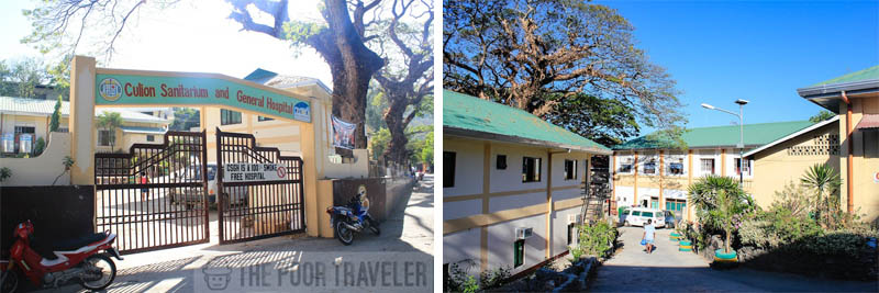 Culion Sanitarium and General Hospital. The Culion Museum and Archives is located inside.