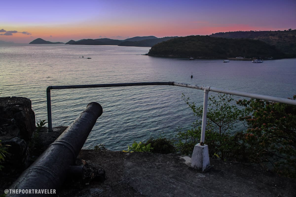 Fort Culion. Built in 1740 under the Recollect Augustinians, this fortress had 4 bastions.