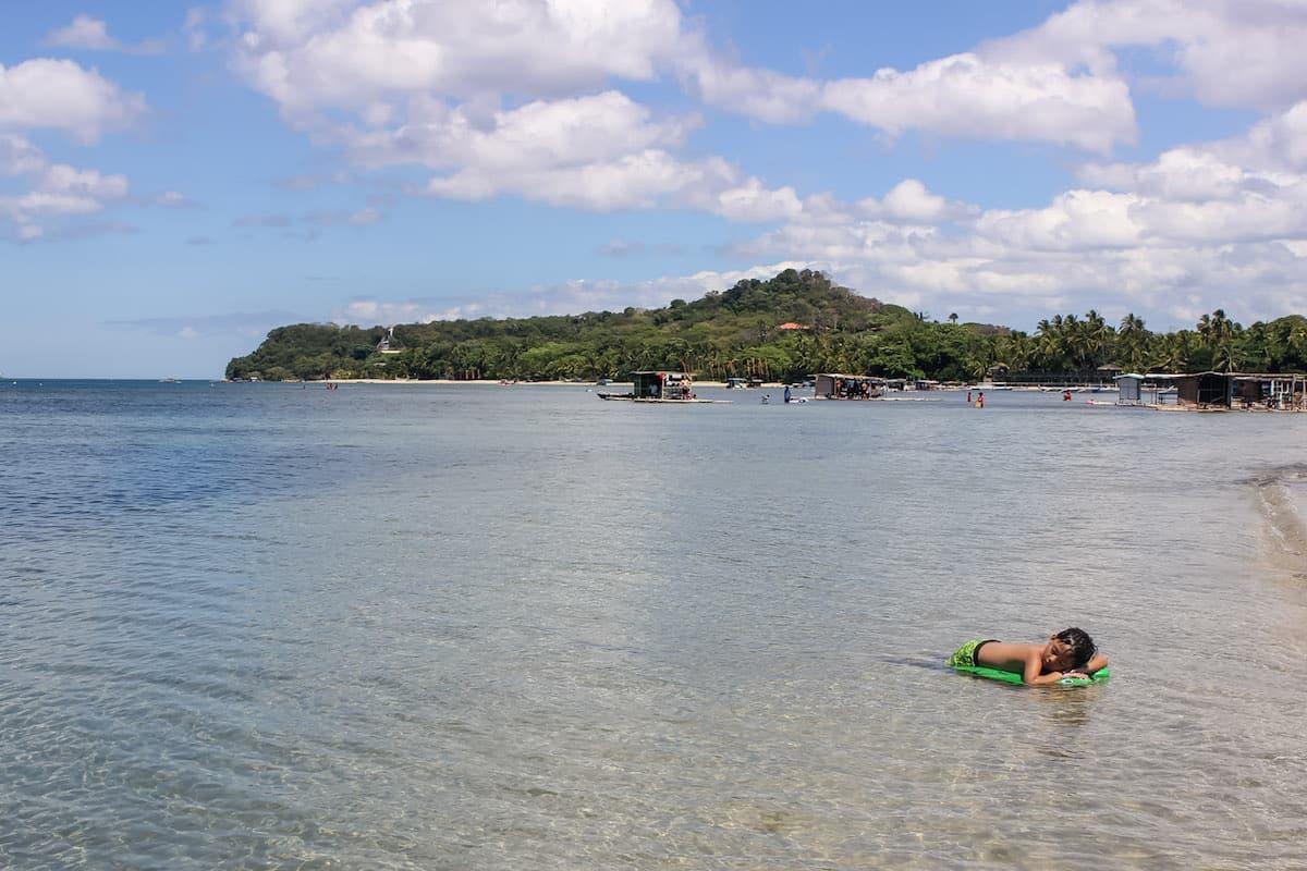 Batangas Philippines  city photo : ... Beach: Littered Memories in Batangas, Philippines | The Poor Traveler