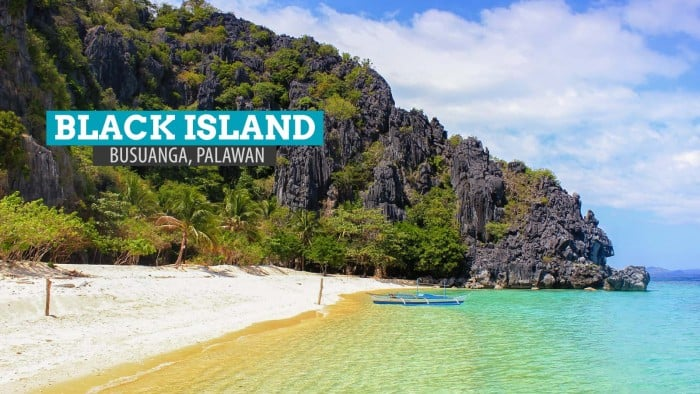 Black Island, Busuanga: The New Shade of Paradise in Palawan, Philippines