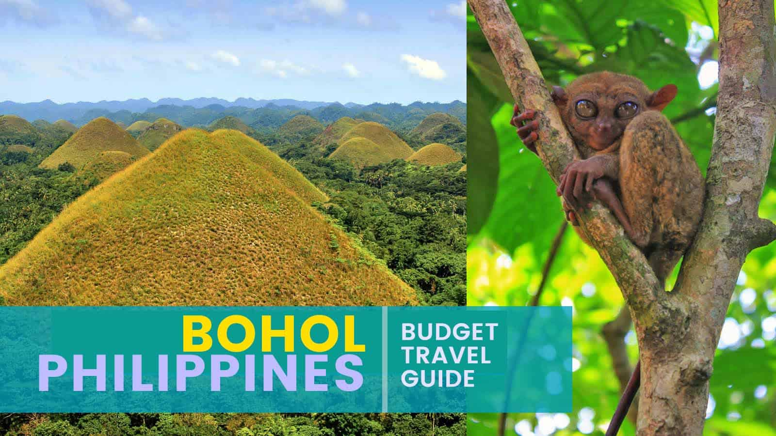 Bohol Budget Travel Guide The Poor Traveler Blog