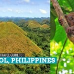 The Budget Travel Guide to BOHOL, PHILIPPINES