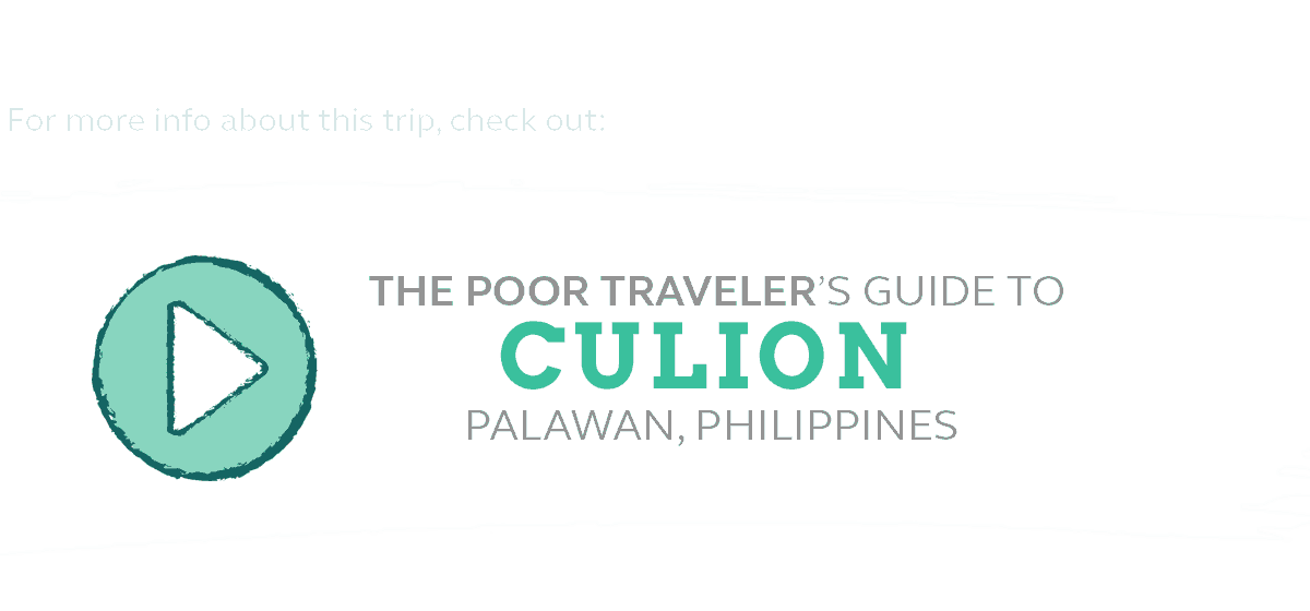 CULION TRAVEL GUIDE