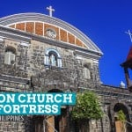 Sunrise at Culion Church and Fortress, Palawan