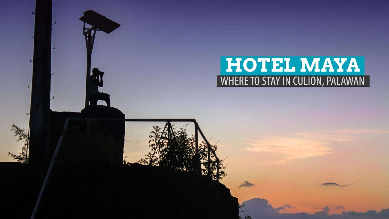 Hotel Maya: Where to Stay in Culion, Palawan, Philippines