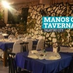 Manos Greek Taverna: Where to Eat in Tagaytay City, Philippines