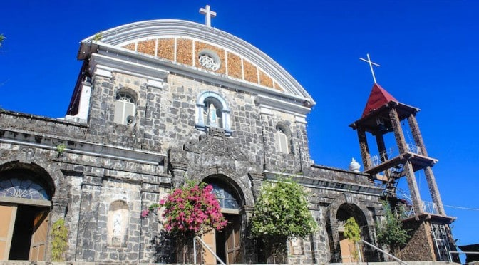 La Inmaculada Concepcion Churh in Culion