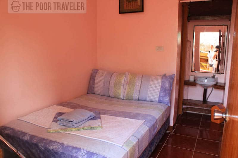 Standard Room - airconditioned, double room (P1100)