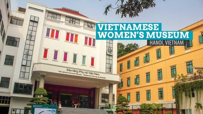 The Vietnamese Women's Museum: Makin' Momma Proud in Hanoi