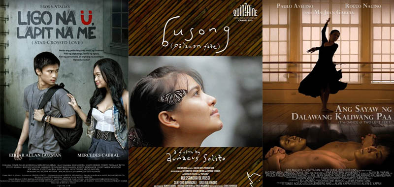 A few Cinemalaya films