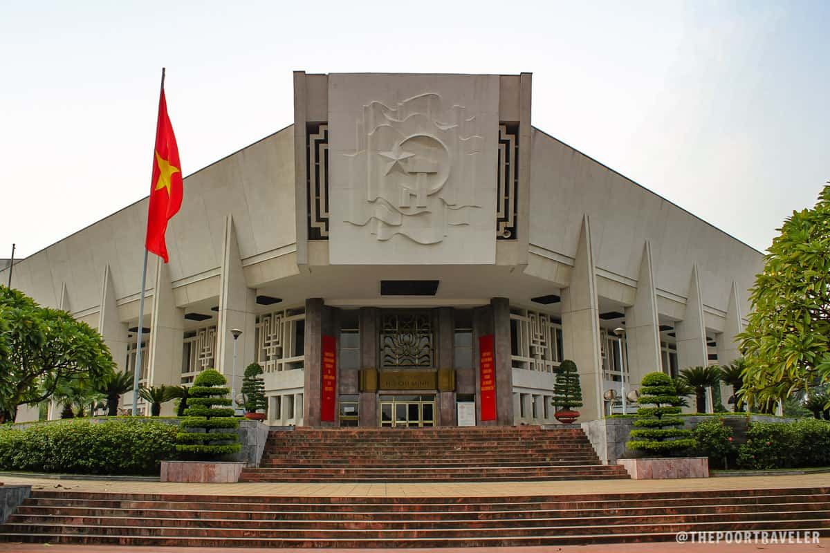 Ho Chi Minh Museum