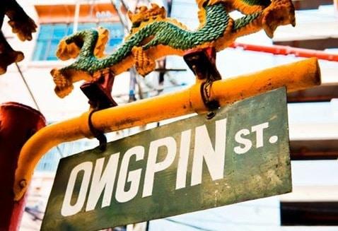 Ongpin St., Binondo