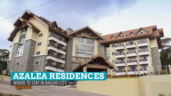Azalea Hotels and Residences: Where to Stay in Baguio City, Philippines