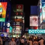 Dotonbori: Sensory Overload in Osaka, Japan