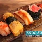 Endo Sushi: Where to Eat in Osaka, Japan